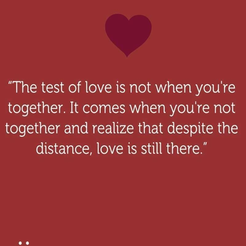 The Test Of Love Pictures, Photos, and Images for Facebook