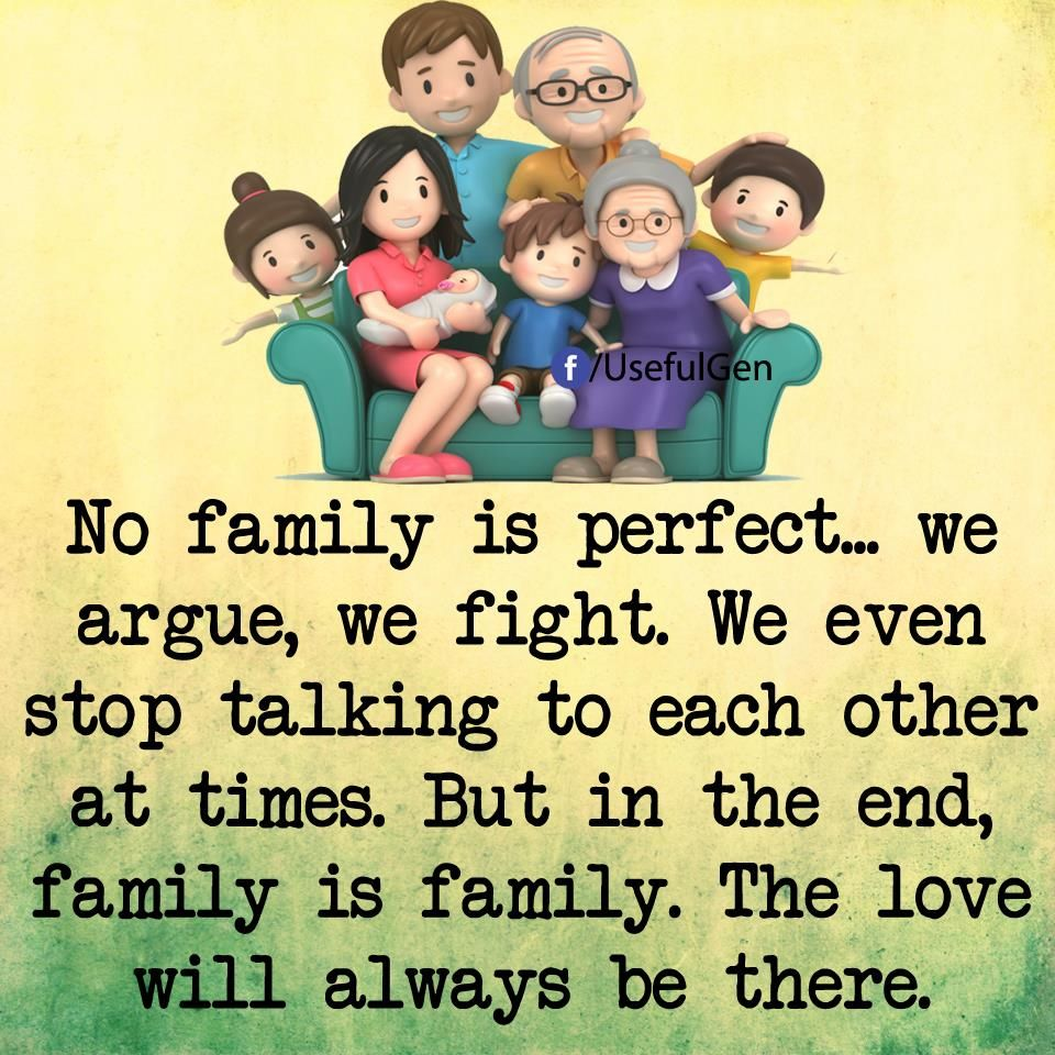 No Family Is Perfect Pictures, Photos, and Images for ...