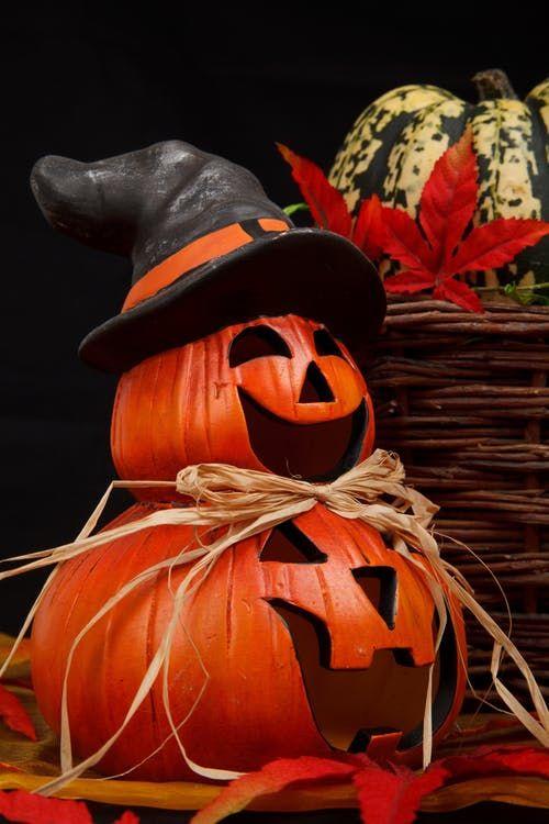 3D model Halloween Pumpkin - Jack-o-lantern 2 | CGTrader