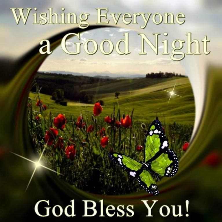Wishing Everyone A Good Night Pictures, Photos, and Images