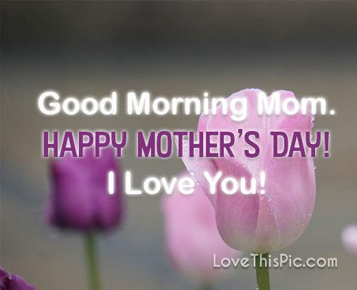 Tumblr Morning Mom