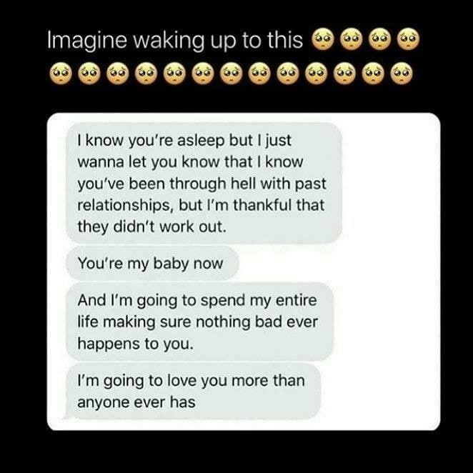 Imagine waking up to this