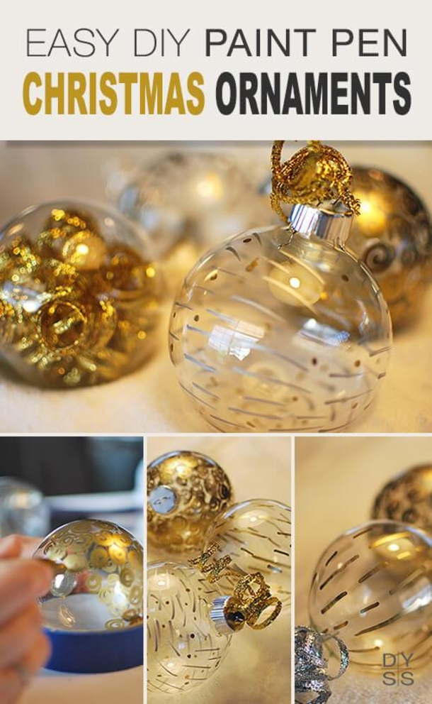 Easy Christmas Crafts To Sell.10 Crafty Christmas Ornaments To Make And Sell