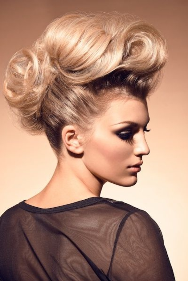 up style hair 10 faux hawk hairstyles for 2016 5703