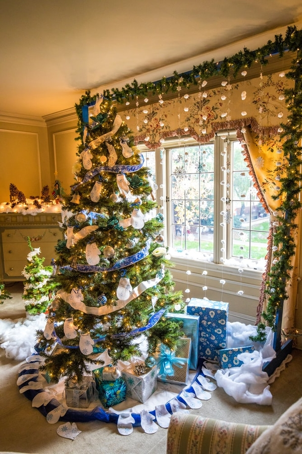 Pics Of Decorated Christmas Trees.10 Of The Most Beautifully Decorated Christmas Trees You