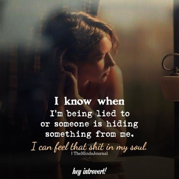 10 Quotes About Being Lied To And Betrayal