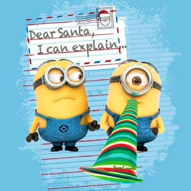 10 Quotes From The Minions To Get You Ready For Christmas
