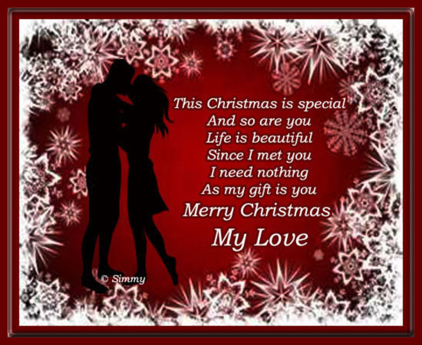 10 Romantic Christmas Quotes