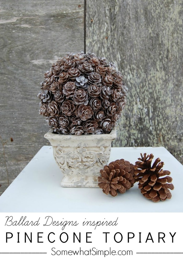 10 Top Pinecone Crafts For Christmas