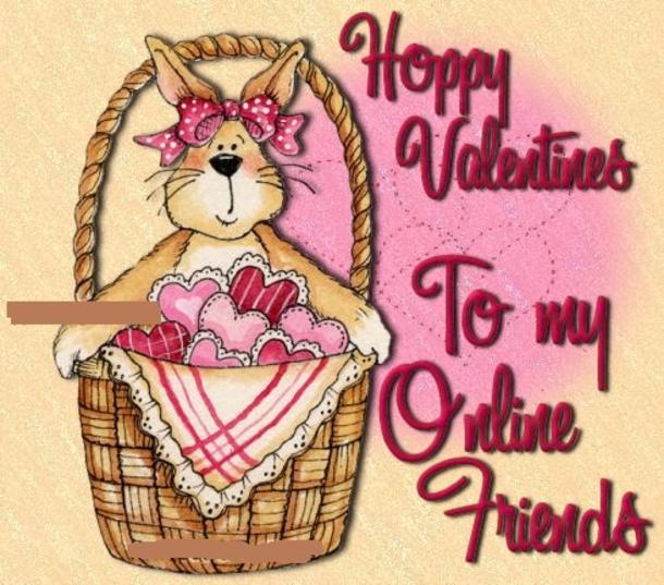 10 Valentine's Day Friendship Quotes