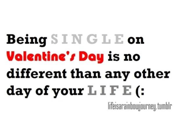 Funny Quotes About Valentines Day For Singles