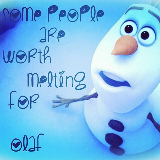 Love Finds You Quote: 11 Best Olaf Quotes & Sayings