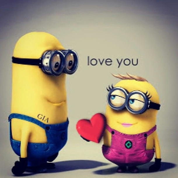 Minions Love Quotes Wallpaper : 11 Minion Love Memes