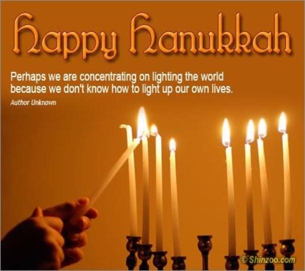 13 Hanukkah Quotes And Sayings