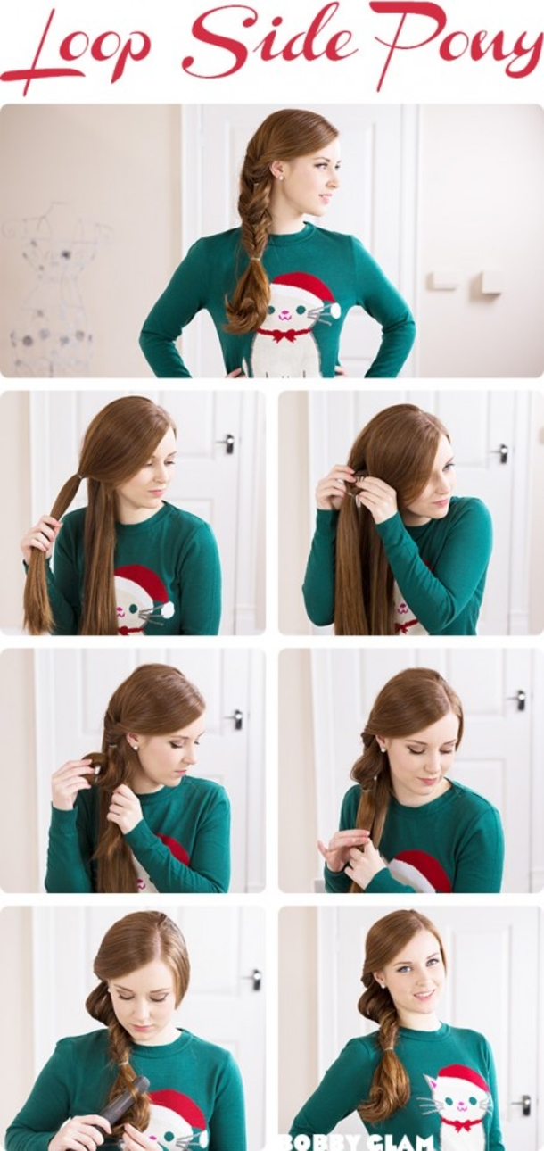 steps for hair styles 15 pretty diy hairstyle tutorials for 7508 | 15 Pretty Diy Hairstyle Tutorials For Women 7508 6