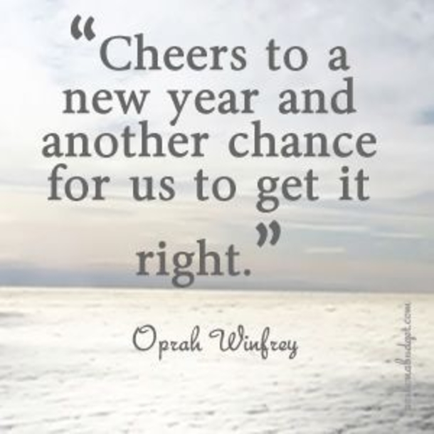 Quotes About Friendship And The New Year : Inspirational new years quotes