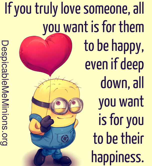 Very Funny Valentine Quotes: 60 Valentine's Day Minion Quotes About Love