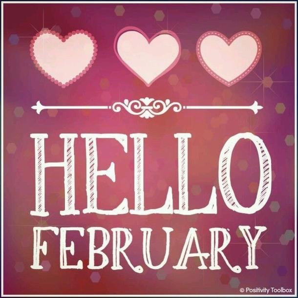 February Quotes 70 Hello February Quotes February Quotes