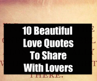 Beautiful Love Quotes Pictures, Photos, Images, and Pics for ...