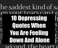 Depression Quotes Pictures Photos Images And Pics For