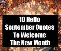 September Quotes Pictures Photos Images And Pics For