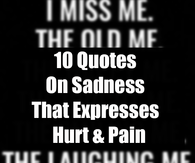 Depression Quotes Pictures, Photos, Images, and Pics for