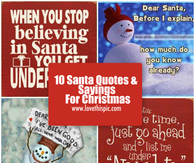 santa quotes pictures photos images and pics for facebook tumblr