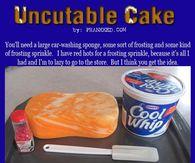 Exploding Birthday Cake Prank