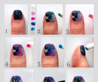 Galaxy nails pictures photos images and pics for facebook dreamer solutioingenieria Images