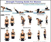 Strength Training Guide For Women