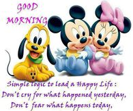 Disney Good Morning Quotes Pictures Photos Images And Pics For