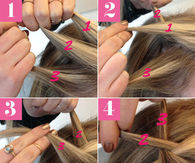 Waterfall braid pictures photos images and pics for facebook diy pretty waterfall braid hair tutorial ccuart Image collections