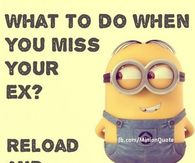 Funny Minion Quote About Relationships