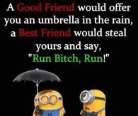 Funny Friendship Quotes Pictures, Photos, Images, and Pics ...