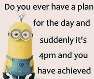 Marvelous Funny Weekend Minion Quote