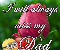 Miss You Dad Pictures, Photos, Images, and Pics for Facebook, Tumblr