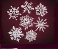 how to make giant paper snowflakes