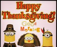 Thanksgiving Minions Pictures Photos Images And Pics For Facebook