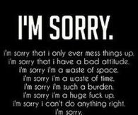 Am Sorry Messages I Hurt You Reflections On Love Quotes Sms