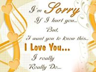 Sorry Quotes For Him Pictures Photos Images And Pics For Facebook