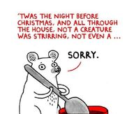 twas the night before christmas - Funny Twas The Night Before Christmas
