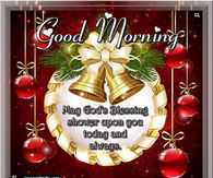 Christmas Good Morning Quotes Pictures, Photos, Images, and Pics ...