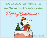 trudzines - Snoopy Merry Christmas Images