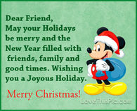 Disney Christmas Quotes Pictures Photos Images And Pics For