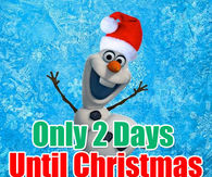 Image result for 2 days till christmas images