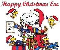 snoopy happy christmas eve quote - Snoopy Merry Christmas Images