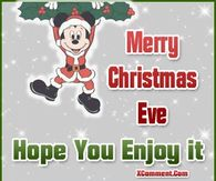 pictures of merry christmas eve