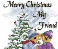 Merry Christmas Quotes For Friends Pictures, Photos, Images, and ...