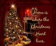 home is where the christmas heart is - Merry Christmas Meaning