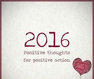 new years quotes 2016 positive thoughts for positive actions
